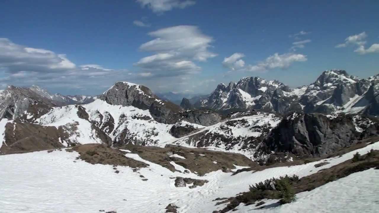 Laghi d'Olbe e Monte Lastroni