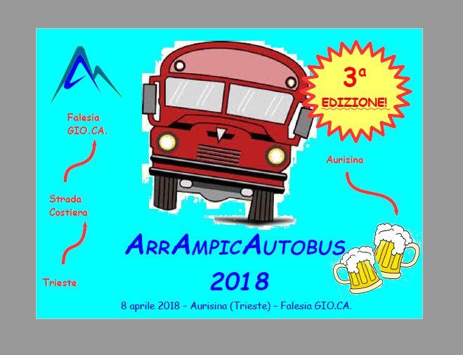 III edizione di ArrAmpicAutobus