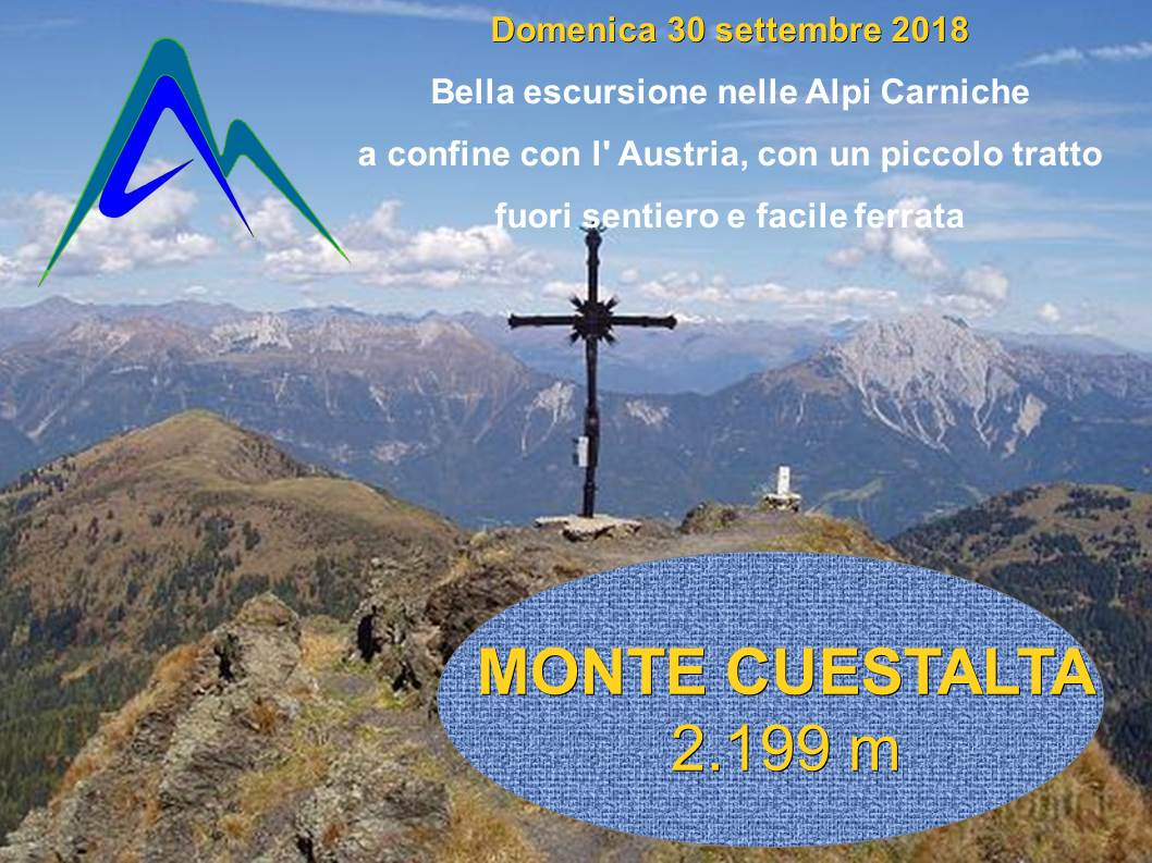 Cuestalta (2.199 m)