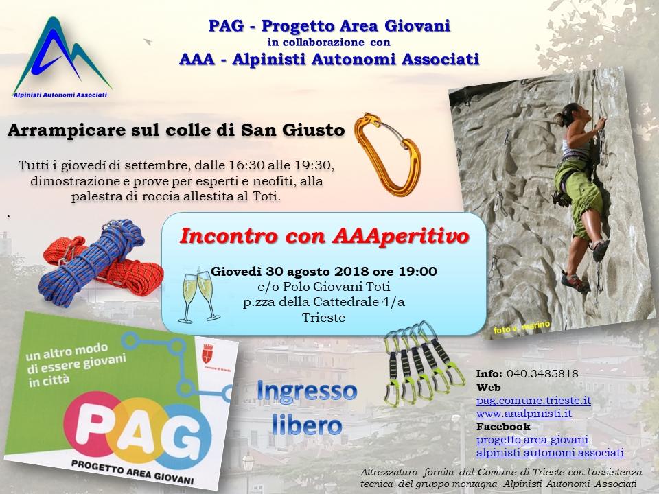 PAG - Progetto Area Giovani